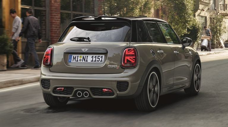 NEW MINI 5-DOOR HATCH