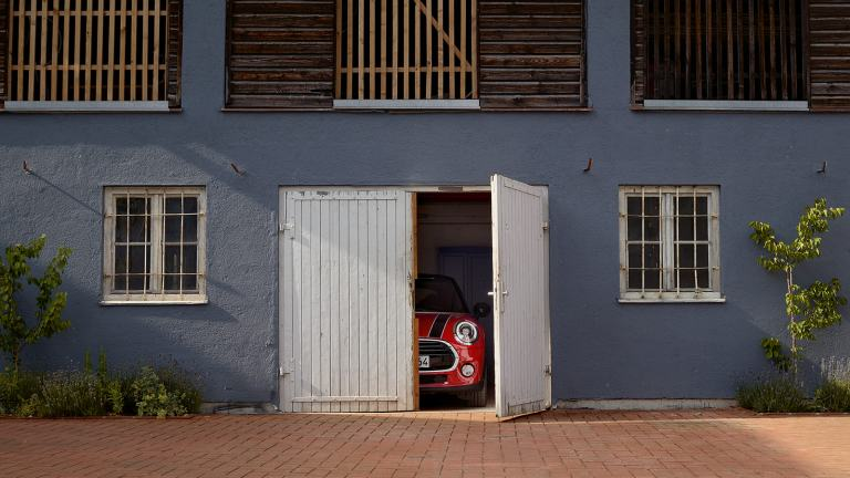 MINI 3-Door - Garage