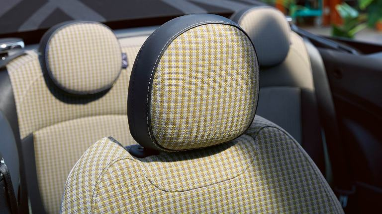 MINI Convertible – upholstery – trims