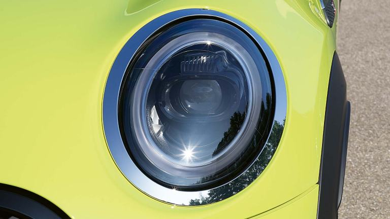 MINI Convertible – led – headlights